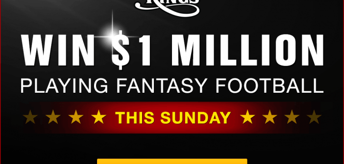 Turn $27 into $1 Million Playing Fantasy Football