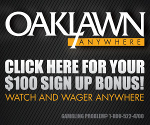 Oaklawn Anywhere Wagering