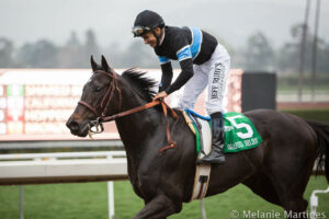 Mike Smith Aboard Shared Belief
