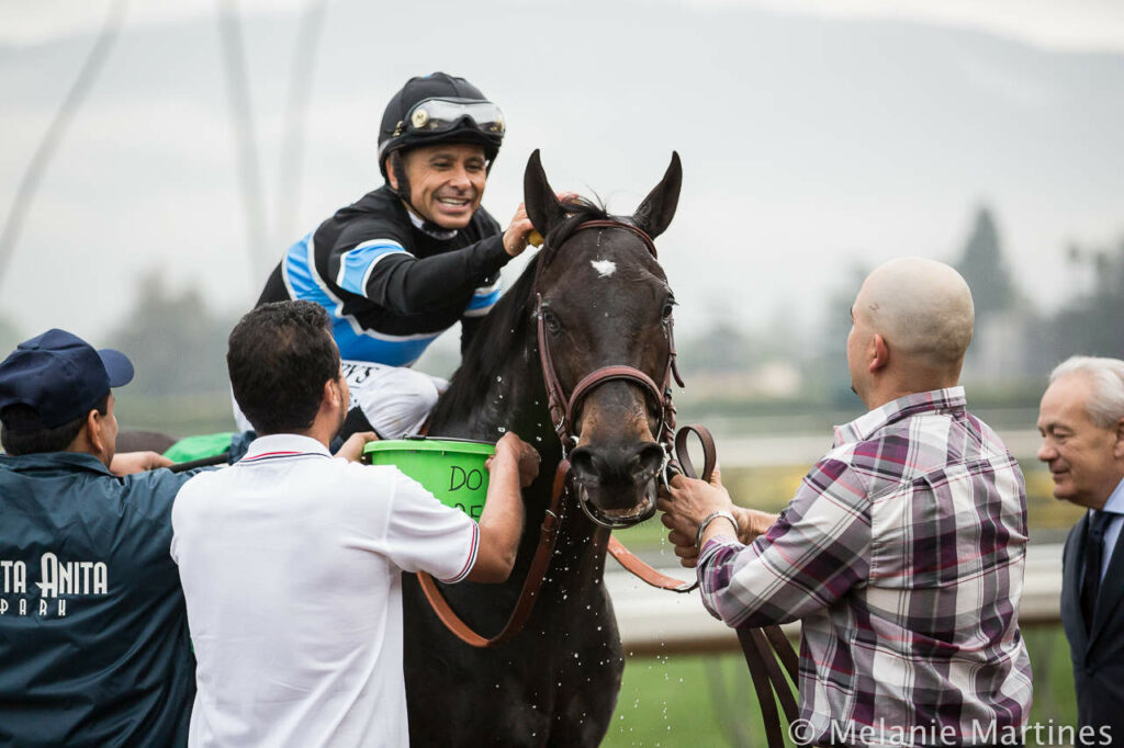 Mike Smith Congratulates Shared Belief