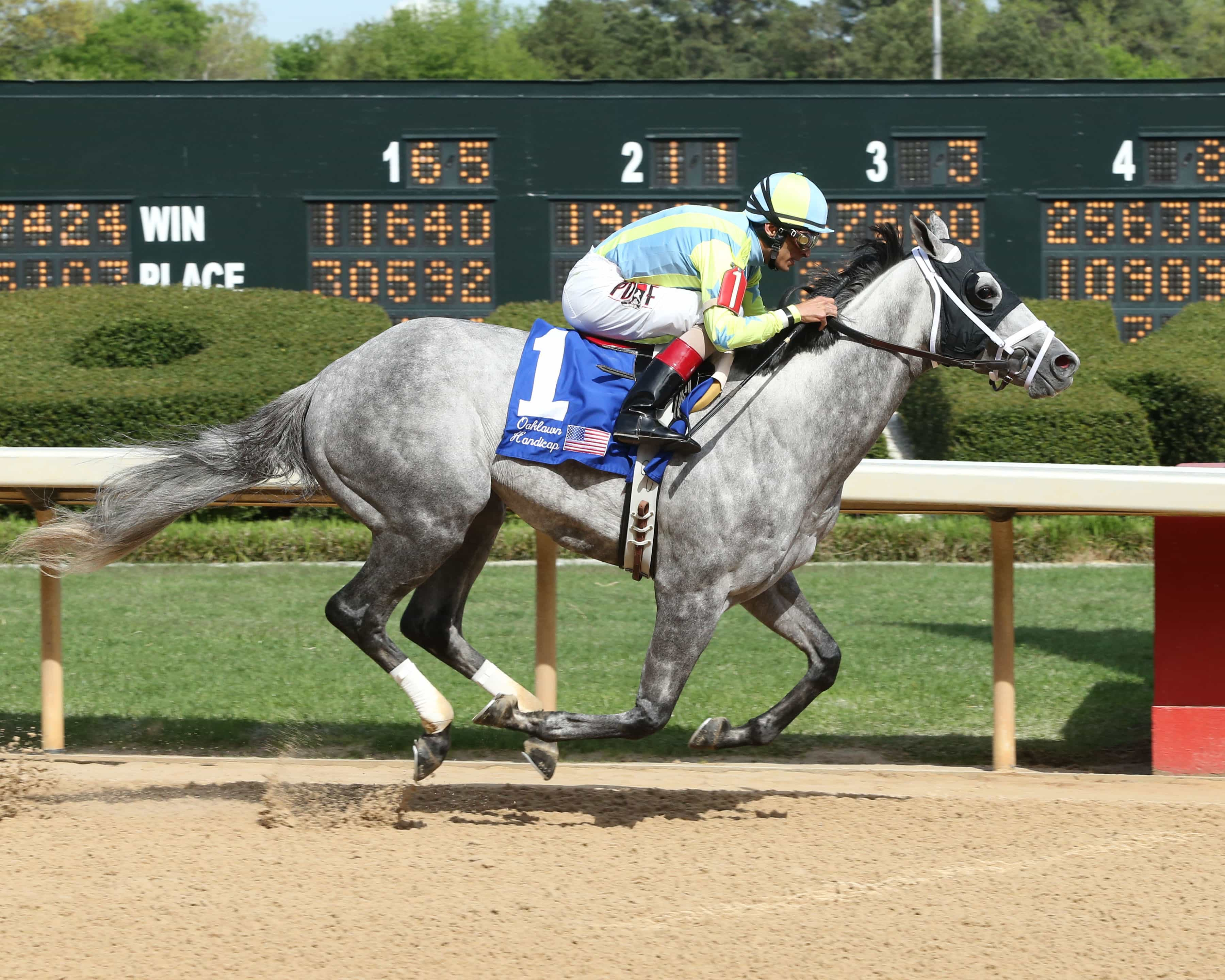 Race Day - THE OAKLAWN HANDICAP 69th Running (Grade II) - 04-11-15 - R07 - OP - 101 - Photo credit: Oaklawn/Coady Photography