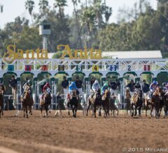 Trevor Denman, the Voice of Santa Anita Since 1983, Announces Retirement from 'The Great Race Place'