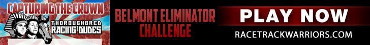 Dudes Belmont Eliminator Challenge - Race Track Warriors