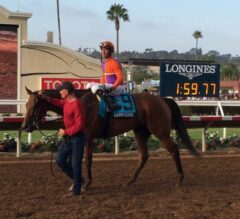Beholder Cruises Against Boys in Pacific Classic