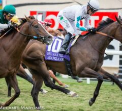 Nine Older Horses Tangle Friday in Seabiscuit Handicap