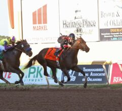 New Pick 5 Debuts Friday at Remington Park, Oklahoma Derby Winner Continues Works for Clark Handicap