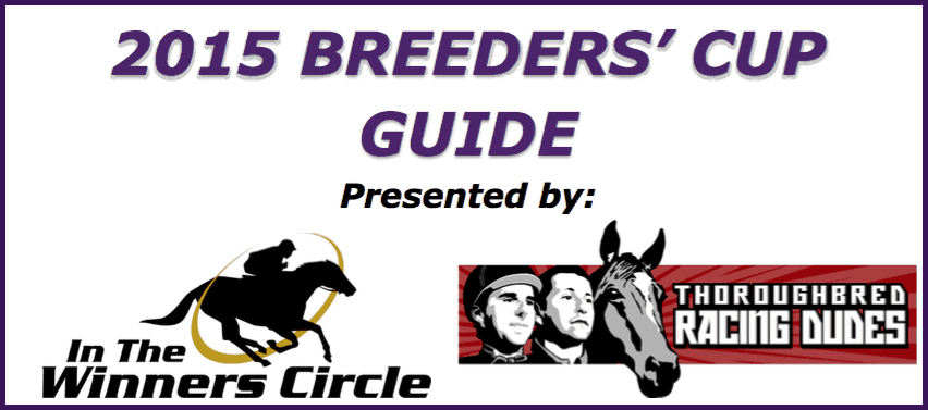 Breeders' Cup Guide Logo