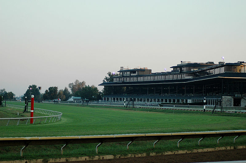 Keeneland Race Course: {{{Photo of Keeneland Race Course in the early morning taken with Nikon D70}}} Source: {{{Me - Jason Phillips}}} Date: {{{9/12/05}}} Author: {{{Jason Phillips}}}