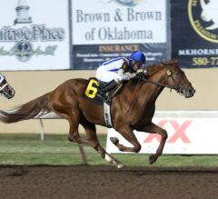 Secret Passage Remains Undefeated, Springboard Mile Could Be Next