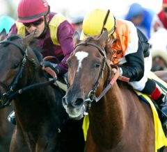 Chiropractor, Nakatani Score Upset Om in Hollywood Derby