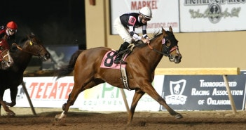 FIRE MISSION PREVAILS IN THRILLING SPRINT, CLIFF BERRY UP - 12/11/12 - RP - Photo Credit: Dustin Orona Photography