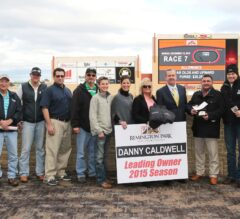 Caldwell Wins 6th Consecutive Title as Remington Park's Leading Owner