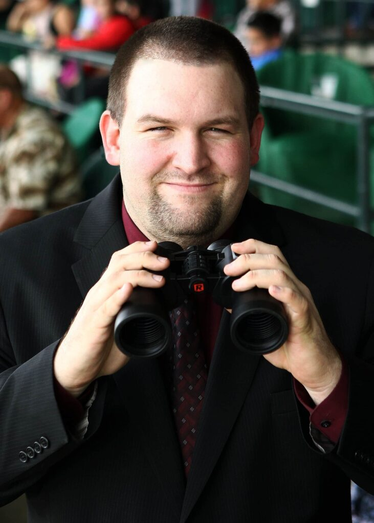 Peter Aiello Selected as Oaklawn's New Announcer