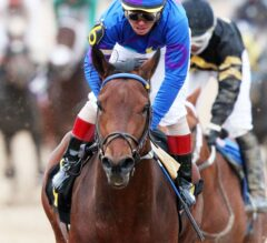 Jon Court Silences Haters; gets Redemption in Smarty Jones Stakes