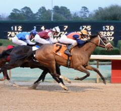 Call Pat Makes Return a Winning One in G3 Bayakoa Stakes at Oaklawn Park