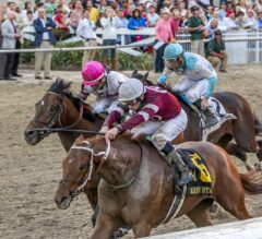 Asmussen's Gun Runner Wins G2 Risen Star Stakes, G1 Louisiana Derby Up Next