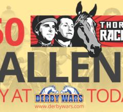 Dudes Challenge Returns for Florida Derby Day at DerbyWars