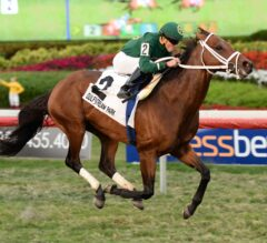 Grand Tito Staying Long in $200,000 Pan American