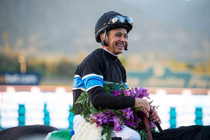 Santa Anita Stable Notes Smith Expects Big Effort From Effinex