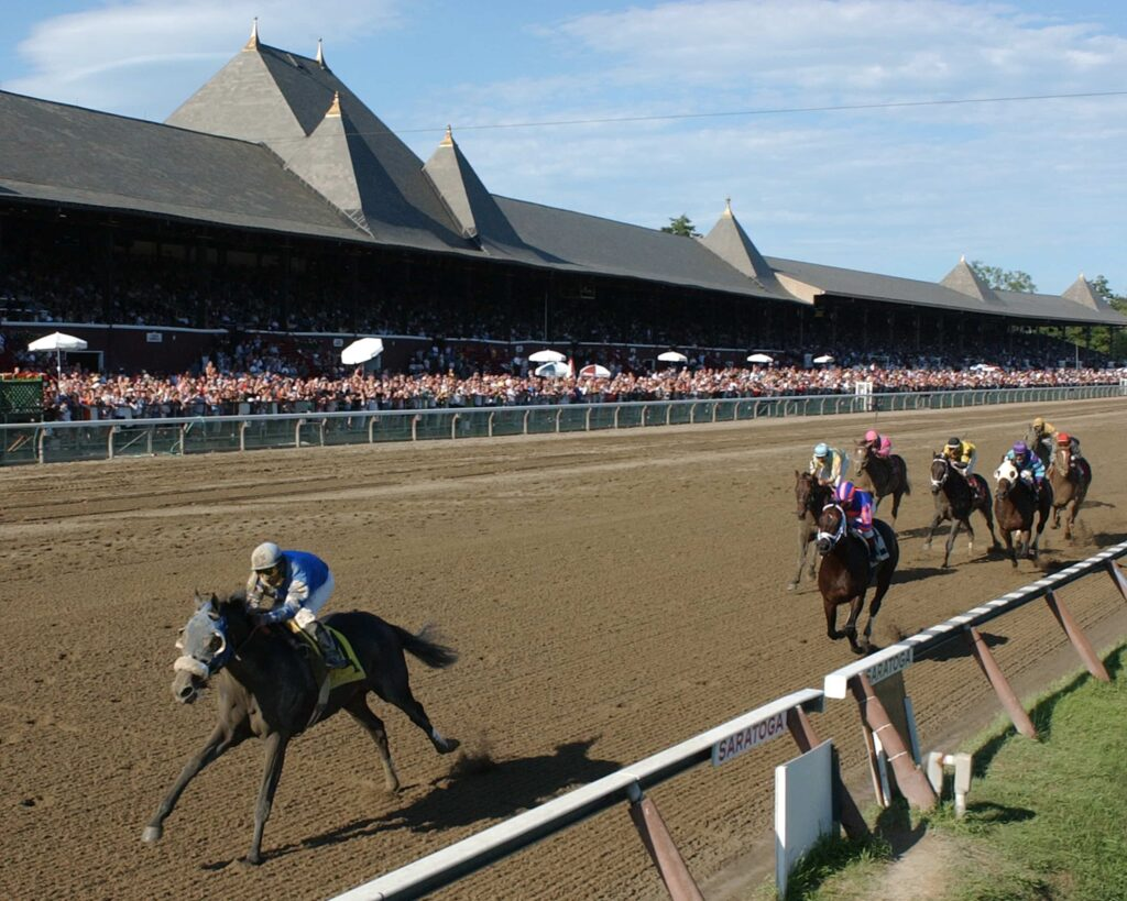 Top 5 Horse Tracks in America | Thoroughbred Racing Dudes