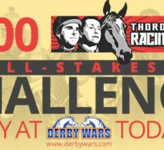 $500 All-Stakes Dudes Challenge at DerbyWars on Saturday