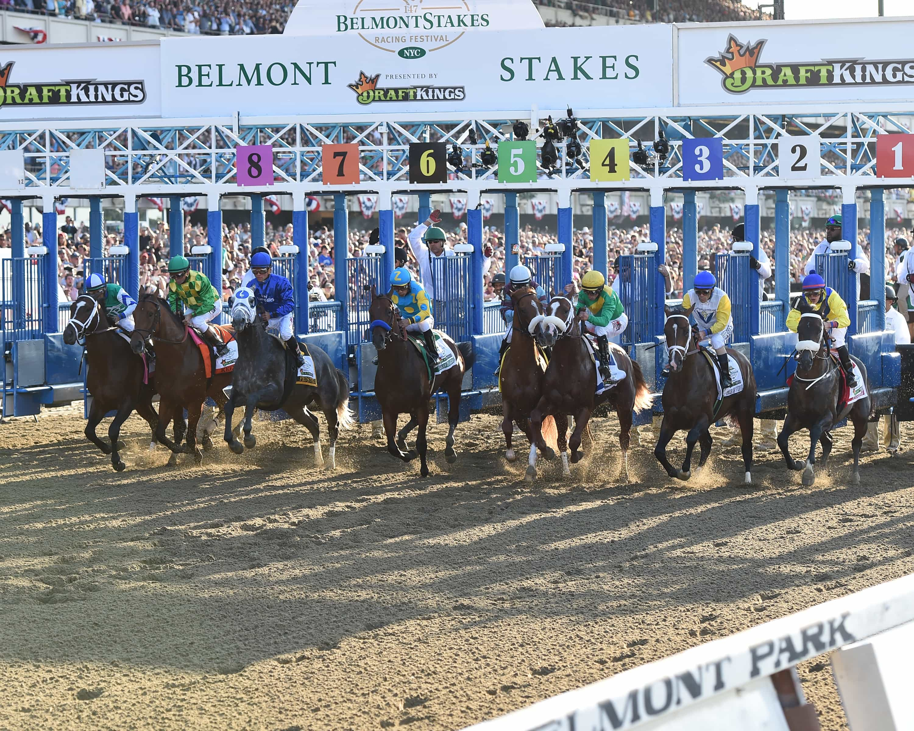 Belmont Stakes Betting Sites