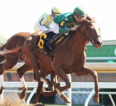 Eagle Prevails Over Noble Bird to Win G3 Ben Ali