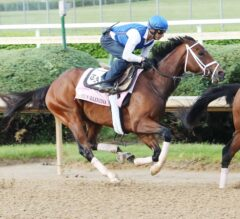 Derby and Oaks News: Big Derby Work Day Friday, Rachel's Valentina Works for Oaks