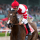 Undefeated Songbird wins Grade I, $400,000 Santa Anita Oaks - Photo Credit: ©Benoit Photo