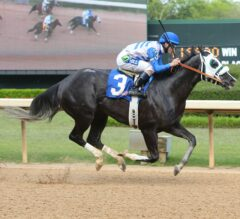 Super Saks Gives Lukas 15th Festival Win in Carousel
