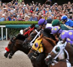 Gulfstream's Championship Meet Generates Wagering Records & Memorable Performances