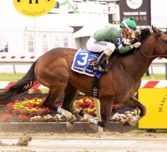 Always Sunshine Breaks Through in G3 Sagamore Spirit Maryland Sprint Handicap