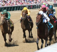 Majestic Harbor Pulls 13-1 Upset in Alysheba