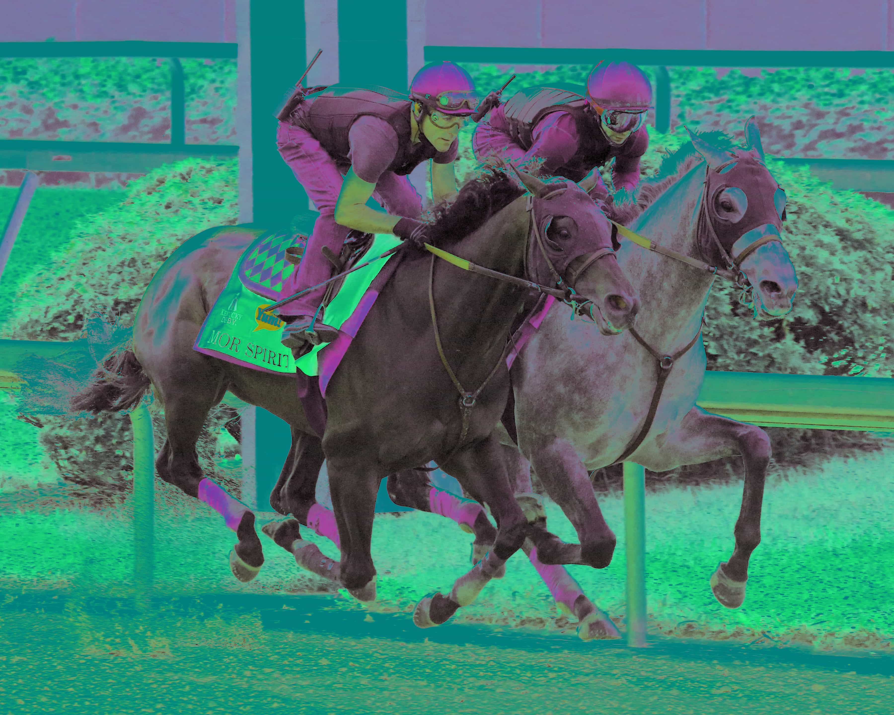 Kentucky Derby Pace Thesis: Part 2 | Thoroughbred Racing Dudes