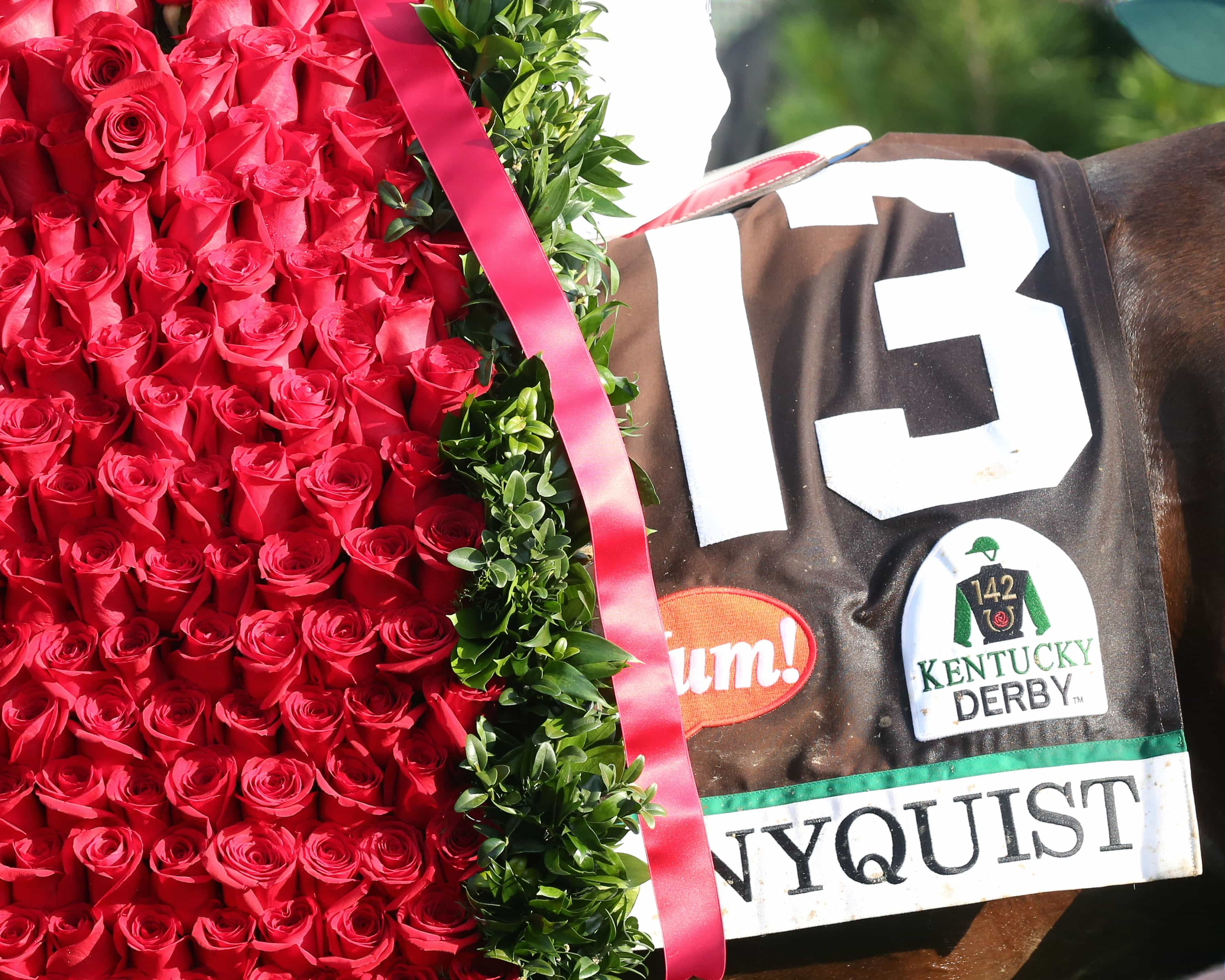 NYQUIST - The Kentucky Derby Gr I - 142nd Running - 05-07-16 - R12 - CD - Roses 2 - Coady Photography