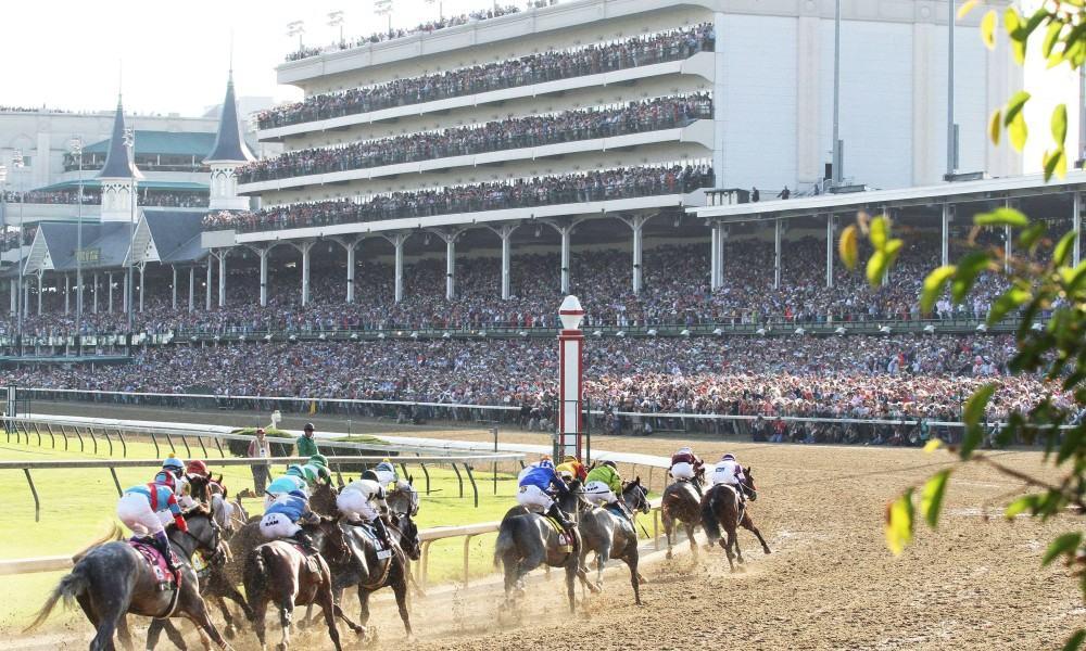 Kentucky derby gambling payouts