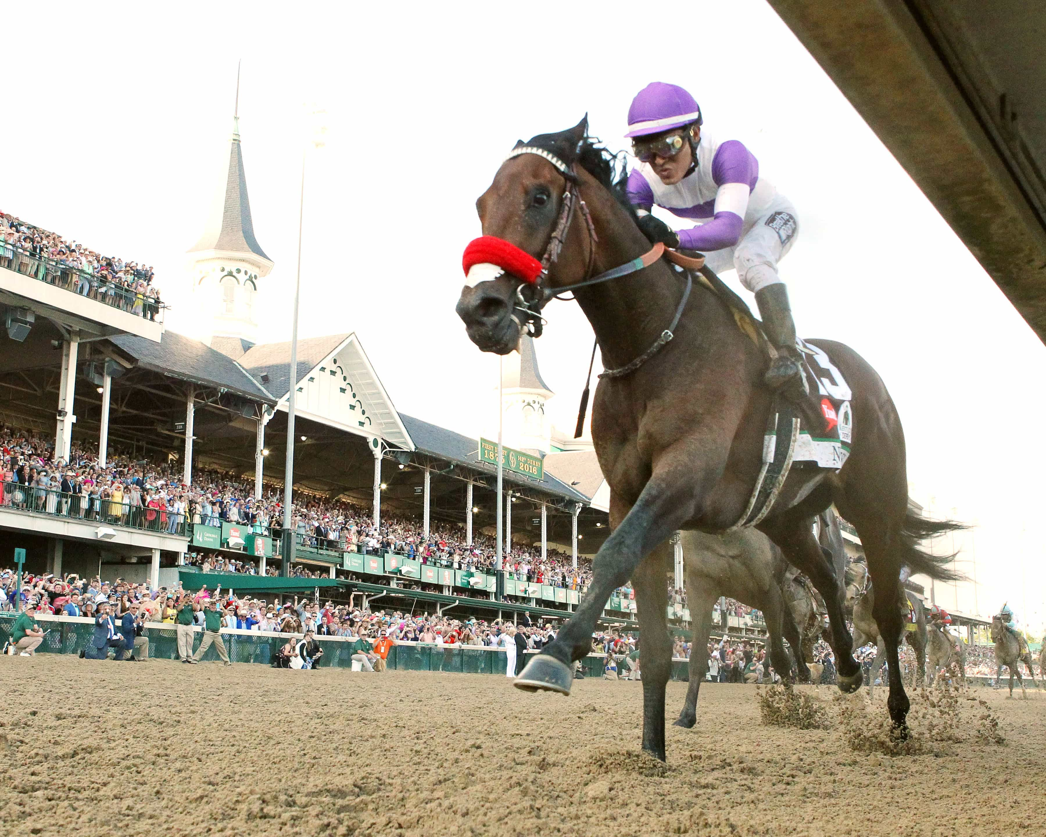 NYQUIST - The Kentucky Derby Gr I - 142nd Running - 05-07-16 - R12 - CD - Coady Photography