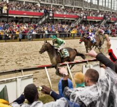 141st Preakness Stakes Post-Race News Conference with Exaggerator Connections