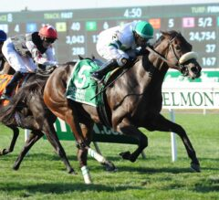 Recepta Looks to Renew Belmont Success in G3 Beaugay