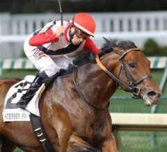 Bradester Makes Every Pole a Winning One, Takes G1 Stephen Foster Handicap