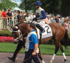 Test Stakes Preview: Off the Tracks Looks to Pad Resume