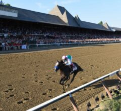 Arrogate Seizes G1 Travers in Track-Record Time