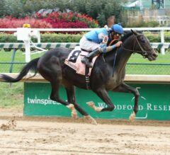 Not This Time Dominates G3 Iroquois, Earns Spot in Breeders' Cup Juvenile