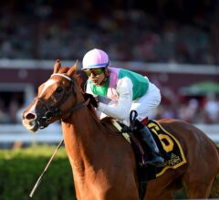 Suffused Earns First Graded Stakes Win in G3 Glens Falls