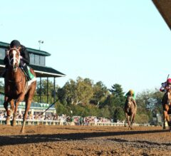 I'm a Chatterbox Rolls in $500,000, G1 Juddmonte Spinster
