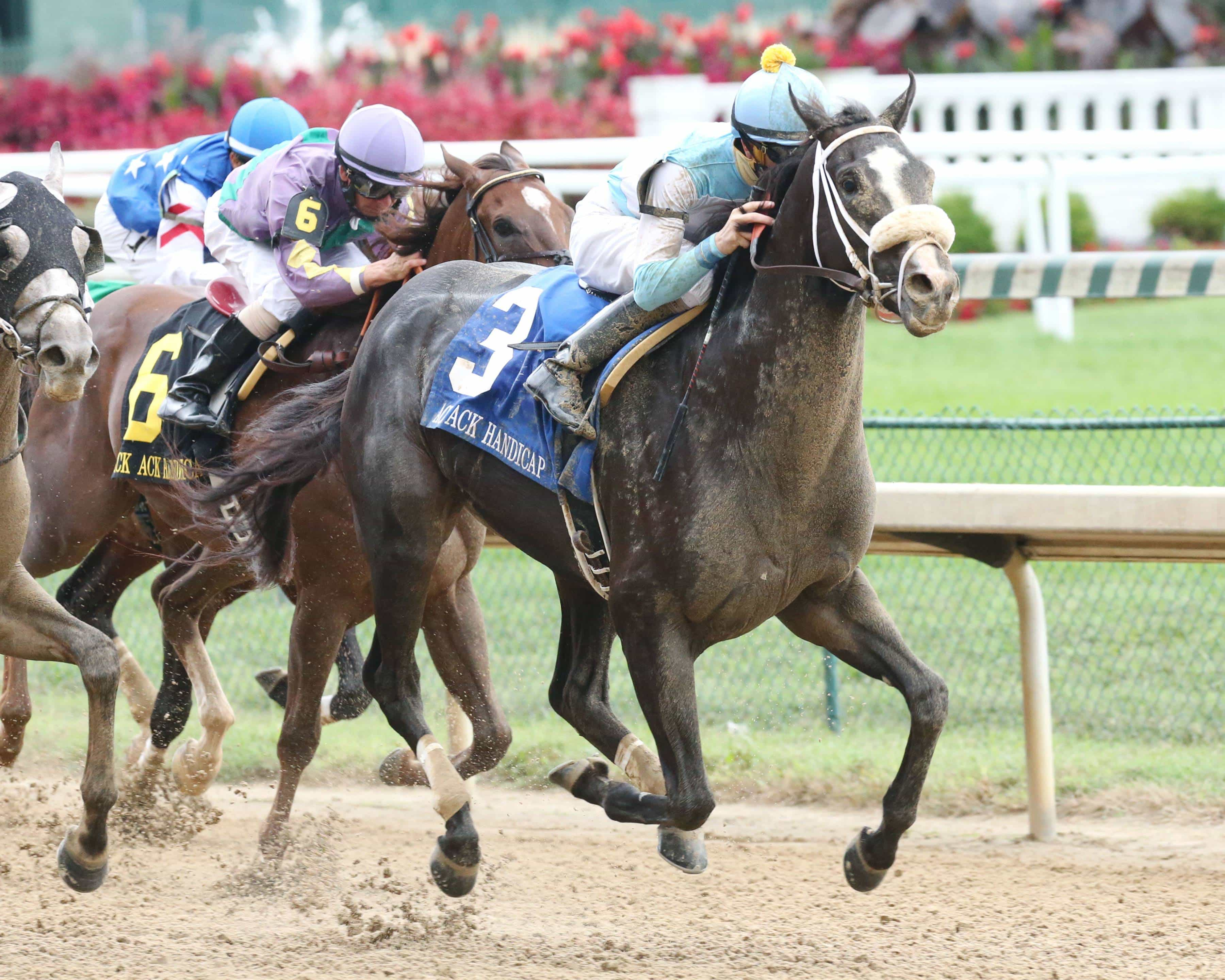 Tom's Ready - Ack Ack - 10-01-16-r09-cd-fin-2 - Credit: Churchill Downs/Coady Photography
