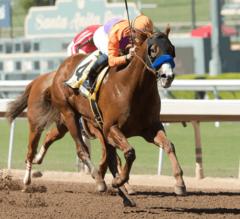Lord Nelson Waltzes Home in G1, $300,000 Santa Anita Sprint Championship