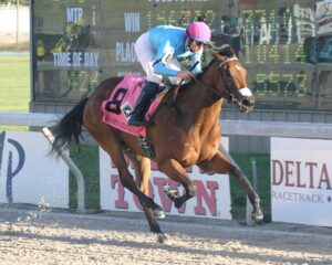 Shane's Girlfriend wins $400,000 Delta Downs Princess (G3) - Photo: Coady Photography
