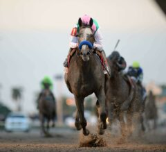 Arrogate Leaves No Doubt in Inaugural $12 Million Pegasus World Cup