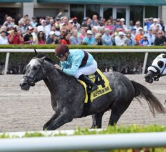 Bird Song Earns First Graded Stakes Victory in G3 Fred Hooper